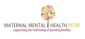 Maternal Mental Health Logo