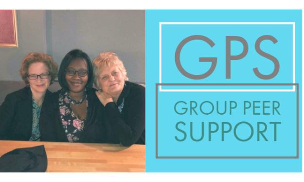 Episode 06-Group Peer Support with Annette Cycon & Liz Friedman